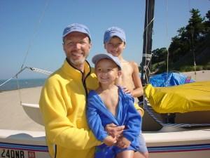 Oren, Ben and Paul