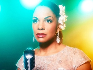 Billie Holiday as performed by Audra McDonald