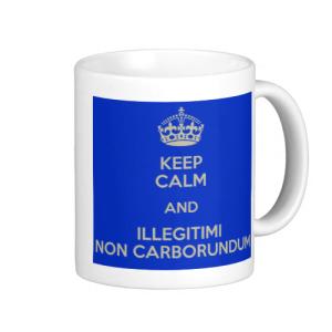 Via http://www.keepcalm-o-matic.co.uk/p/keep-calm-and-illegitimi-non-carborundum-12/